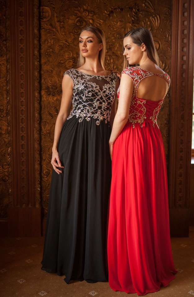 Hermione Prom Dresses - Plus Size Tops