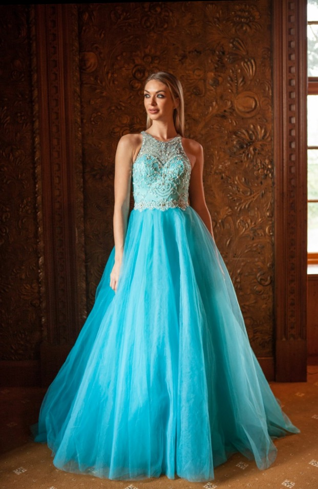 Hermione Prom Dresses Plus Size Tops